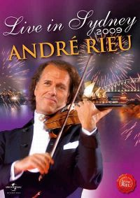 Cover André Rieu - Live In Sidney 2009 [DVD]